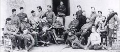 Offrs 72nd Hldrs Kabul 1880