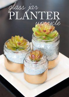 Glass-Jar-Planter-an-upcycle