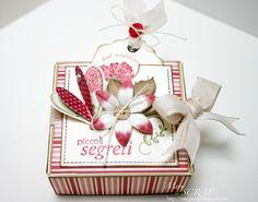 "MerySCRAP: Box ""Piccoli Segreti"""