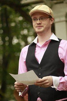 Off-beat, non-religious, wedding readings