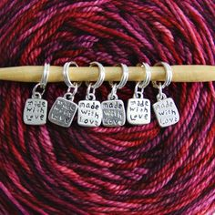 Made With Love Stitch Markers