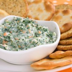Spinach, Artichoke and Carrot Crockpot Dip
