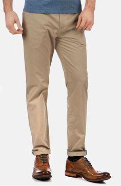 Springtime trousers.