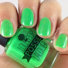 Lollipop Posse Lacquer Space Cake High