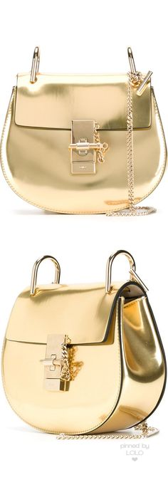 CHLOÉ Small 'Drew' Shoulder Bag | LOLO❤