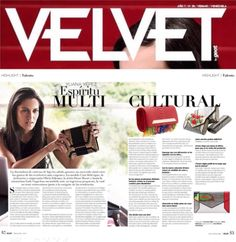 Thank you Velvet Magazine | How was the Riviera collection done? What music do I like? Get to know my story in Velvet Magazine! | Thank you very much for this interview! | #YYPress #YYMagazine #YYRiviera #YYHandbags #YYToucan #YYMiniMila #YYMiniScarlett