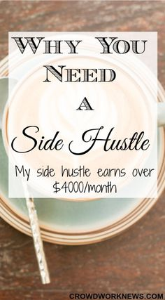 Do you have a Side Hustle? Having a side hustle has changed my life and increased my income. It can change your life too! #followback #entrepreneur #onlinebusiness #startup