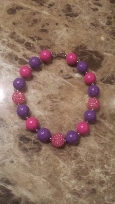 Check out this item in my Etsy shop https://www.etsy.com/listing/237499321/sale-ready-to-ship-hot-pink-and-purple