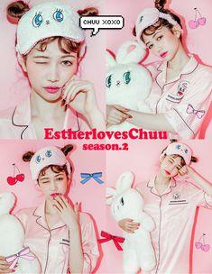 Estherloveschuu Sleep Mask - I know you wanna kiss me. Thank you for visiting CHUU.