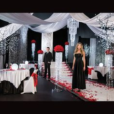 Diamonds Are Forever Complete Prom Theme | Anderson's More