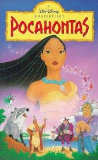 Pocahontas 1995 VHS from Walt Disney Home Video Disney Love, Disney Art, Disney Pixar, Walt Disney, Disney Characters, Disney Animation, Animation Film, Disney Movie Collection, Disney Pocahontas