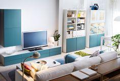 Credenza Ikea Grigia : Best besta images ikea tv walls
