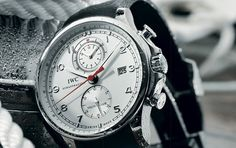 A Storied Heritage: The Portuguese Yacht Club Chronograph | IWC Watch International Blog