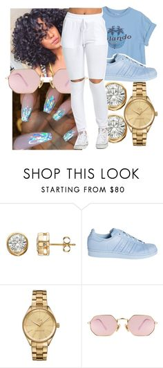 """""""L.U"""" by arleenax ❤ liked on Polyvore featuring adidas, Lacoste and LMNT"""