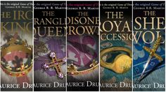 To-Read list: The Accursed Kings