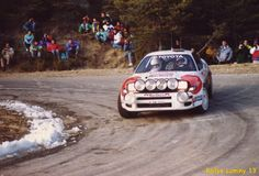 Rally Raid, Ol Days, Good Ol, Toyota Celica, Monte Carlo, Cars And Motorcycles, Slot, Racing, Retro
