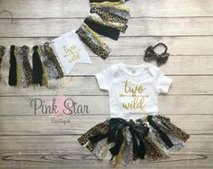 Baby accessories hair bows earrings & by ThePinkStarBoutique