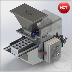 NKS Máquinas | Bombons e Chocolate