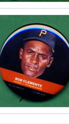 Roberto Clemente, Pittsburgh Pirates, Puerto Rico, Baseball Cards