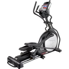 Sole Fitness E25 Elliptical Machine (Previous Years Model) From Sole