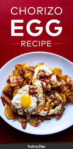 Chorizo Egg Recipe