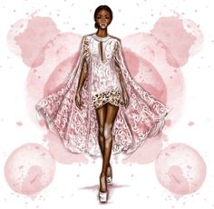 Starting the Paris F/W Couture 2016 series with @winnieharlow for @couturissimo by @shamekhbluwi| Be Inspirational ❥|Mz. Manerz: Being well dressed is a beautiful form of confidence, happiness & politeness