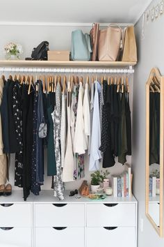 5 Ideas to Make The Most of Your Closet | Apartment Therapy