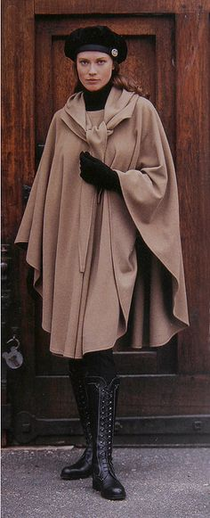 Beautiful Jimmy Hourihan Cape