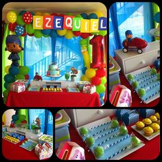 Pocoyo Birthday Party!!!