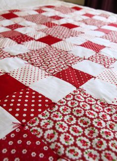 I lovingly made this patchwork quilt. The patchwork and binding fabrics are 100% cotton and it has a lightweight premium hypoallergenic