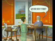 Fecha de emisión: 31-12-2001 Video Educativo - Mediante dibujos se presentan distintas escenas de la vida cotidiana en la Roma Clásica. El lenguaje utilizado...