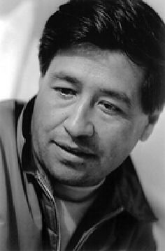 Cesar Chavez (Mexican American farm worker labor leader civil rights activist) cofounder of National Farm Workers Association which became the United Farmer Workers. He rallied for farmer's rights and encourage Latin Americans to get involved in politics, education and to vote.