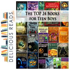 Top 24 Books for Teen Boys! GREAT LIST by Robin via Delicious Reads The Effective Pictures We Offer You About clothes for teens black A quality picture can tell you many things. You can find the most Books For Teen Boys, Gifts For Teen Boys, Books For Teens, Gifts For Teens, Ya Books, Good Books, Books To Read, Robin, Kids Reading