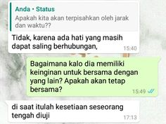 Quotes Lucu, Cinta Quotes, Quotes Galau, Short Messages, Funny Messages, Best Quotes, Love Quotes, Inspirational Quotes, Muslim Quotes