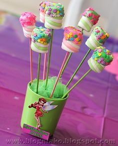 tinkerbell birthday party ideas - Google Search