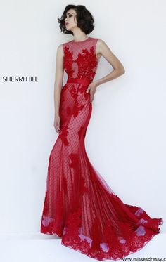 Sherri Hill 4325 Dress - MissesDressy.com