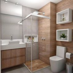 Bathroom Layout, Modern Bathroom Design, Bathroom Interior Design, Bathroom Ideas, Bathroom Storage, Bathroom Designs, Bathroom Organization, Zen Bathroom, Bathroom Wallpaper