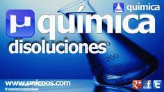 QUIMICA Disoluciones 01 BACHILLERATO molaridad soluto disolucion