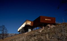 Sunshine Canyon Residence  by THA Architecture
