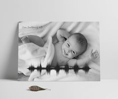 Personalised Soundwave Art, Sound Wave Printable, Personalised Voice Art, Song Music Heartbeat Voice Fathers Day Mothers Day New Baby Gift Ladder Wedding, Nature Sounds, Wave Art, Sound Waves, New Baby Gifts, In A Heartbeat, That Way, New Day