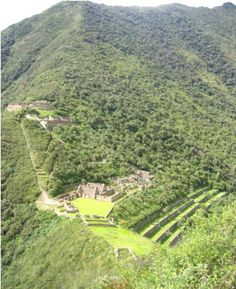 Choquequirao: Ciudad Hermana de Machu Picchu aún guarda Secretos Ocultos
