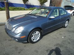 2003 MERCEDES E320   THIS SI A CLEAN TITLE VEHICLE , NEVER IN AN ACCIDENT WITH NORMAL WEAR. For more information and immediate assistance, please call +1-718-991-8888