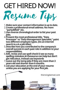 Get Hired Fast With 12 Resume Secrets Approved By HR. With these tips your resume will get selected and you will land more interviews fast! Resume Help, Job Resume, Resume Tips, Resume Writing Services, Resume Skills, Job Interview Tips, Job Interviews, Think Happy Thoughts, Myself Essay