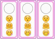 Emoji Door Hangers – Birthday Printable