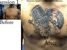 Cover up city – Tattoo by Elisheba Israel www.onedropink.com
