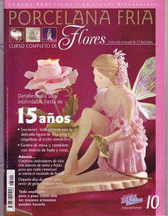 REVISTAS DE MANUALIDADES GRATIS: Revista Porcelana Fria