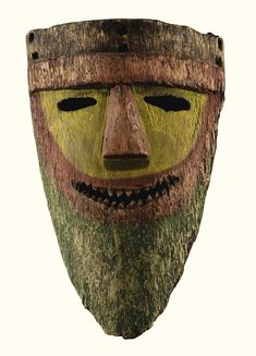 Lor Mask, Tolai people, New Britain, New Guinea Tribal Art Polynesian Art, New Britain, Ocean Art, Papua New Guinea, Tribal Art, Headdress, Impressionist, New Art, Primitive