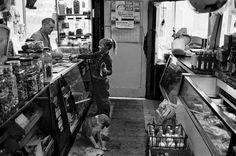 A corner shop in Splott, Cardiff
