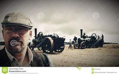 Farming Steam Engines And Country Folk .uk - Download From Over 66 Million High Quality Stock Photos, Images, Vectors. Sign up for FREE today. Image: 97914303