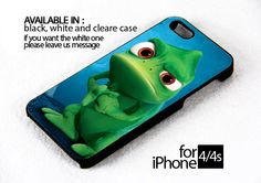 AJ 112 Tangled Pascal - iPhone 4/4s Case
